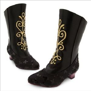 Disney collection black boots